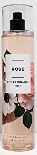 Bath & Body Works Rose Fine Fragrance Mist, 8 Fl Oz