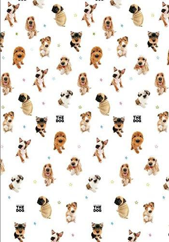 The Dog Hunde Kinder Bettlaken 140x200 cm (p01bs)