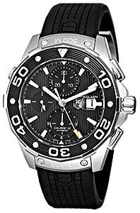 TAG Heuer Men's CAJ2110.FT6023 Aquaracer Chronograph Watch image