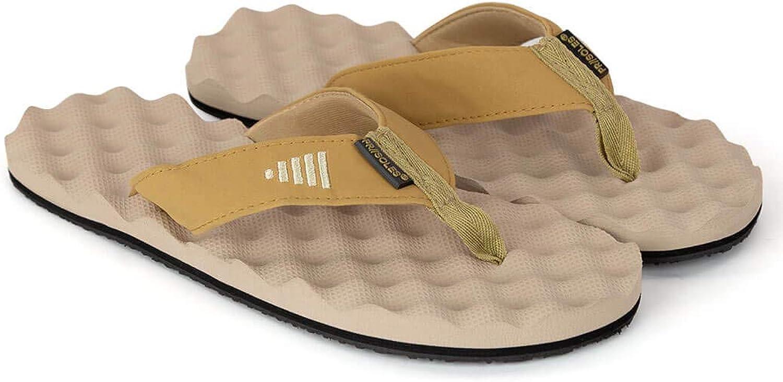 PR SOLES Running Recovery Flip Flops   Sandals for Men and Women