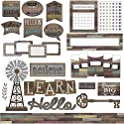 Teacher Created Resources Home Sweet Classroom Decor Set