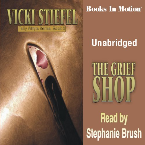 The Grief Shop audiobook cover art