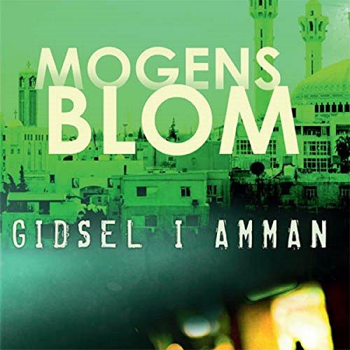 Couverture de Gidsel i Amman
