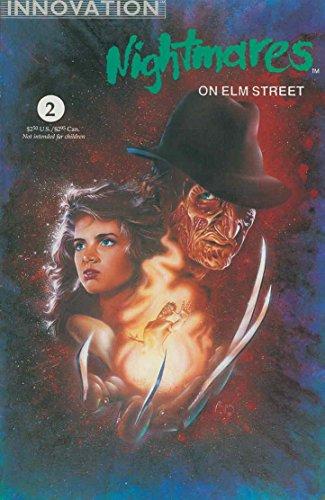 Nightmares on Elm Street #2 FN ; Innovation comic book