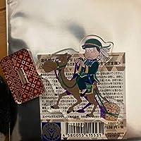 おそ松さん よくばりニートアイランド'20 トレーディングアクリルスタンディ<ニートの生きざま展> アラビアンナイト チョロ松