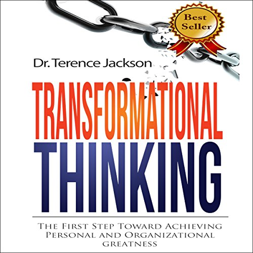 Transformational Thinking audiobook cover art
