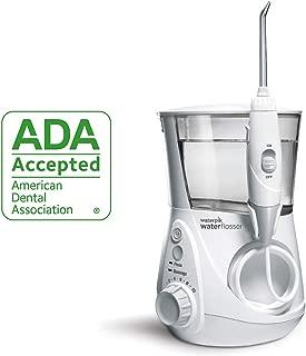 Waterpik Water Flosser Electric Dental Countertop Oral Irrigator for Teeth, Aquarius Professional, WP-660/660C, White, 1 Count