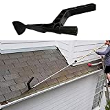 Pannow Gutter Cleaning Spoon and Scoop, Roof Gutters Cleaning Tool for Garden, Ditch, Villas, Townhouses