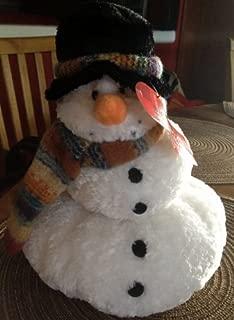 Snowy Days Russ Berrie Snowman Snowball