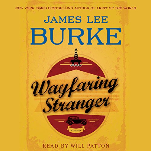 Wayfaring Stranger audiobook cover art