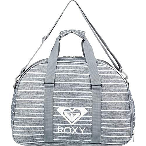 Roxy Feel Happy Heather Kinder-Sporttasche, 33 cm, Grau (Heritage Heather)