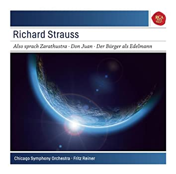 Strauss: Also sprach Zarathustra, Op. 30; Don Juan, Op. 20; Le Bourgeois Gentilhomme: Suite, Op. 60 - Sony Classical Masters