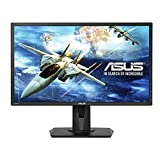 ASUS 24-inch Full HD FreeSync Gaming Monitor VG245H 1080p, 1ms 75Hz, Dual HDMI, ASUS EyeCare, Tilt and Swivel, Low Blue Light (Renewed)