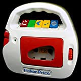 Fisher-Price Tape Recorder ~ With sing-along microphone!