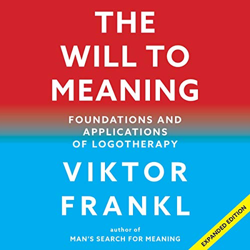 The Will to Meaning Titelbild