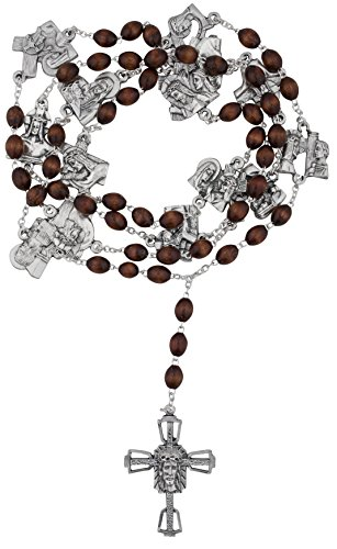 Venerare Deluxe Stations of The Cross Rosary