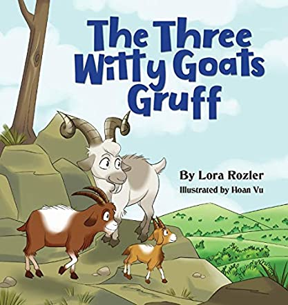 The Three Witty Goats Gruff