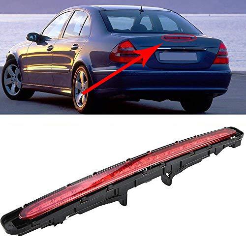 Rücklicht - LED Rücklicht Rücklicht Third Stop Bremslicht Lampe Für Mercedes W211 2002-2005 E-Klasse,Red