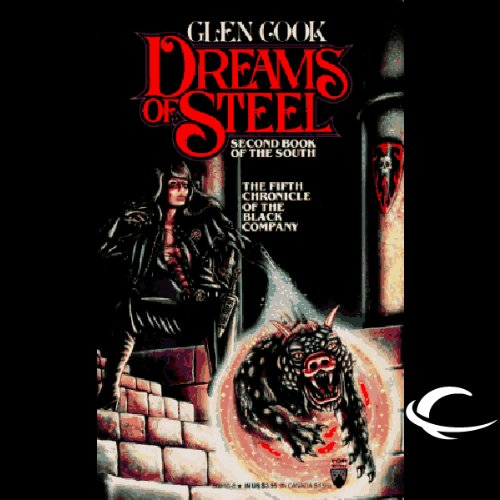 Dreams of Steel audiobook cover art