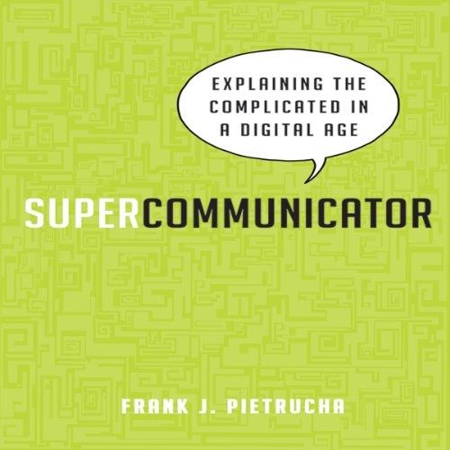Supercommunicator cover art