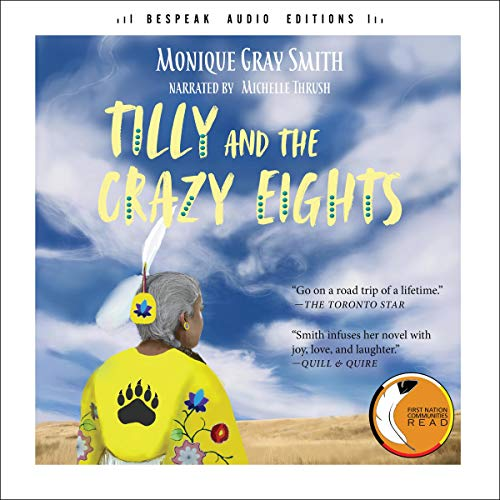 Tilly and the Crazy Eights cover art