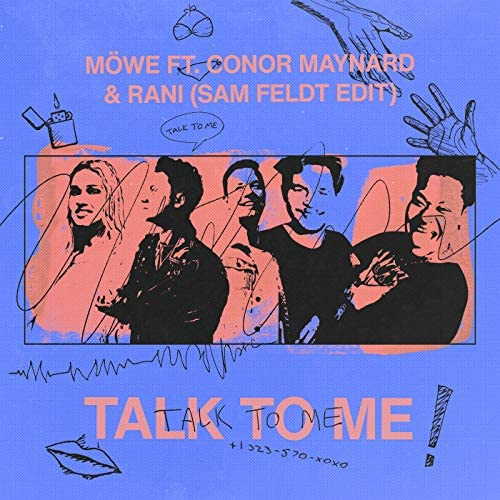 Möwe feat. Conor Maynard & Rani