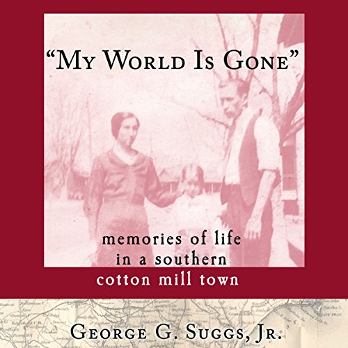 'My World Is Gone' audiobook cover art