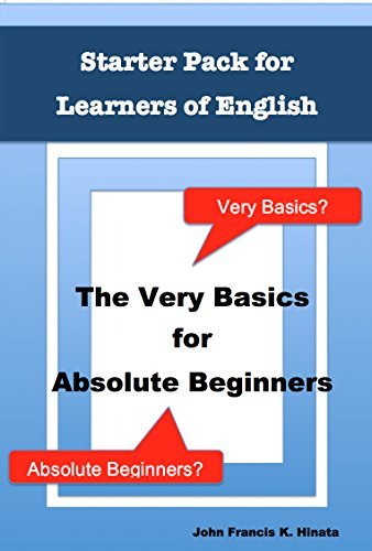 Starter Pack for Learners of English: Minimum essentials of ...