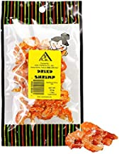 Asia Trans Dried Louisiana Large Shrimp | Hawaiian Favorite | Fresh-Caught & Dehydrated for Snacks, Asian Seafood Salad, Pad Thai, or Soup