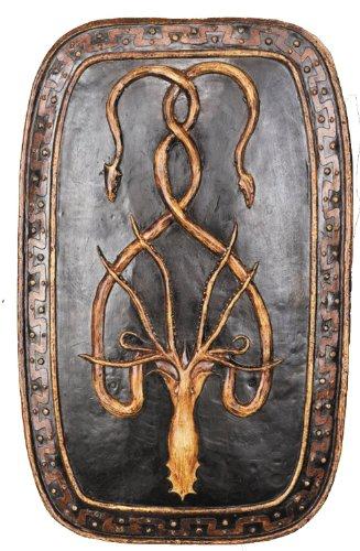 Dark Horse - Game of Thrones, Escudo Kraken Pin de Zinc de la casa Greyjoy, 6 x 4 cm (SDTHBO22178)