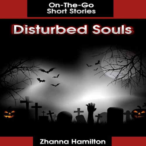 Disturbed Souls audiobook cover art