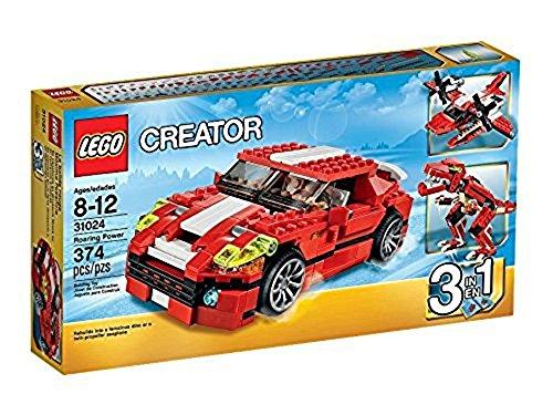 Lego Creator - Máxima Potencia, Juego de construcción (31024)