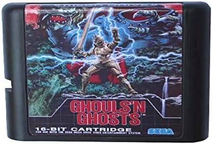 Aditi Ghouls N Ghosts 16 bit MD Game Card For Sega Mega Drive For Genesis product image