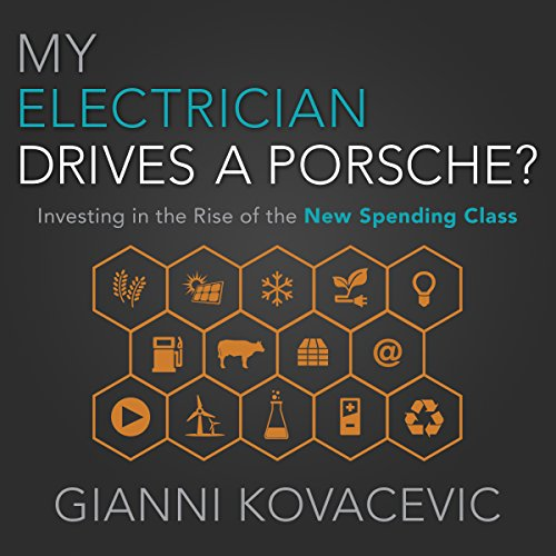 My Electrician Drives a Porsche? audiobook cover art