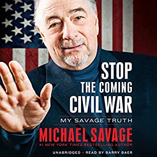 Stop the Coming Civil War audiobook cover art
