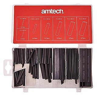 Am-Tech - Surtido de termorretráctil, 127 unidades (B004OIHREQ) | Amazon price tracker / tracking, Amazon price history charts, Amazon price watches, Amazon price drop alerts