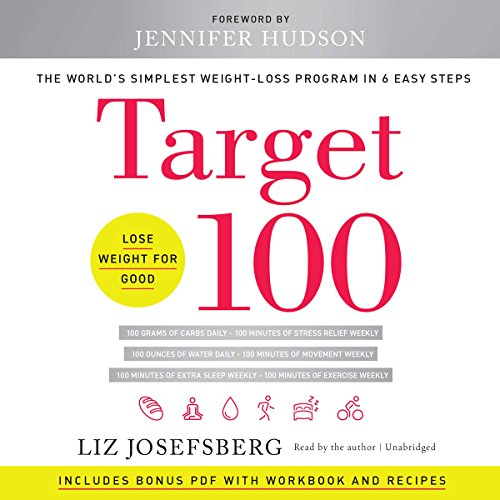 Target 100 audiobook cover art