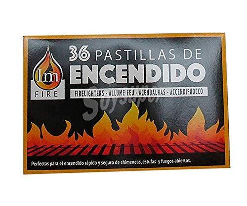 Pastillas para ENCENDER Fuego 36 Unidades