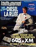 AUTO JOURNAL (L') [No 18] du 15/10/1990 - LA CLIO 3 PORTES ET SES RIVALES - TOYOTA - ESPACE - CRISE DU GOLFE - DIESEL LA RUEE.