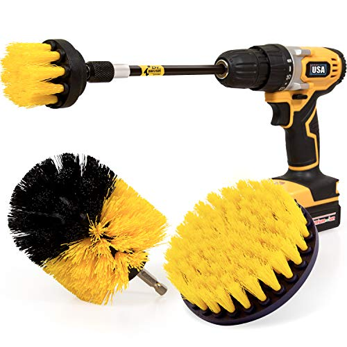 Holikme Drill Brush Power Scrubber