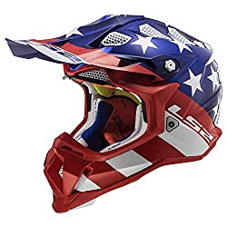 LS2 Helmets MX-Off Road Subverter