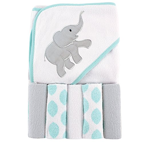 Unisex Baby Hooded Towel
