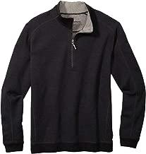 Tommy Bahama Men's Flipsider Reversible Half-Zip Sweatshirt