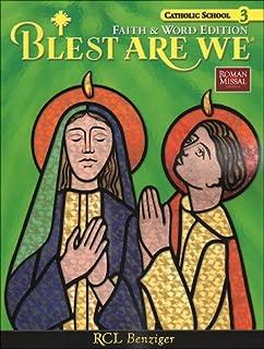 Blest Are We 3 Faith & Word Ed by Rev. Richard Fragomeni (2010-05-03)