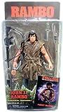 Desconocido Rambo 53502 - Rambo acorralado, Figura de 18 cm (NECA NEC0NC53501) - Figura Survival (18 cm)