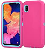 Aimoll-88 Galaxy A10E Case, with [Built-in Screen Protector]...