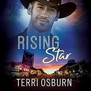 Rising Star audiobook cover art