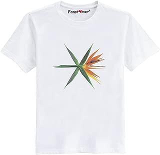 Fanstown Kpop EXO Tshirt The WAR KOKOPOB White Shirt Summer Design