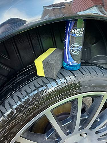 Jewels - Sapphire Thick Tyre Gel - Bubblegum Scented High Gloss NO SLING (250ml)