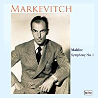 マーラー : 交響曲 第1番 「巨人」 (Mahler : Symphony No.1 / Markevitch) [CD] [Live Recording] [日本語帯・解説付]